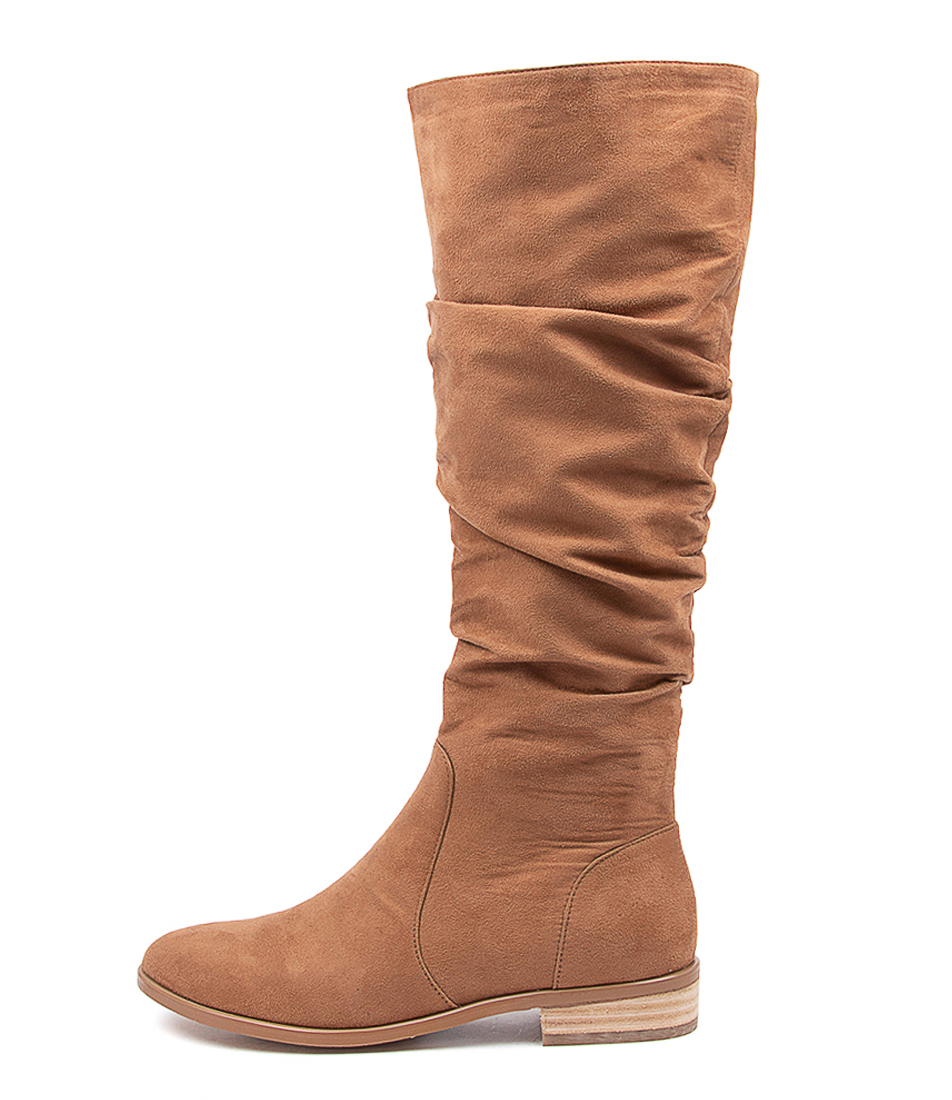 Buy I Love Billy Lirama Biscuit Long Boots online with free shipping