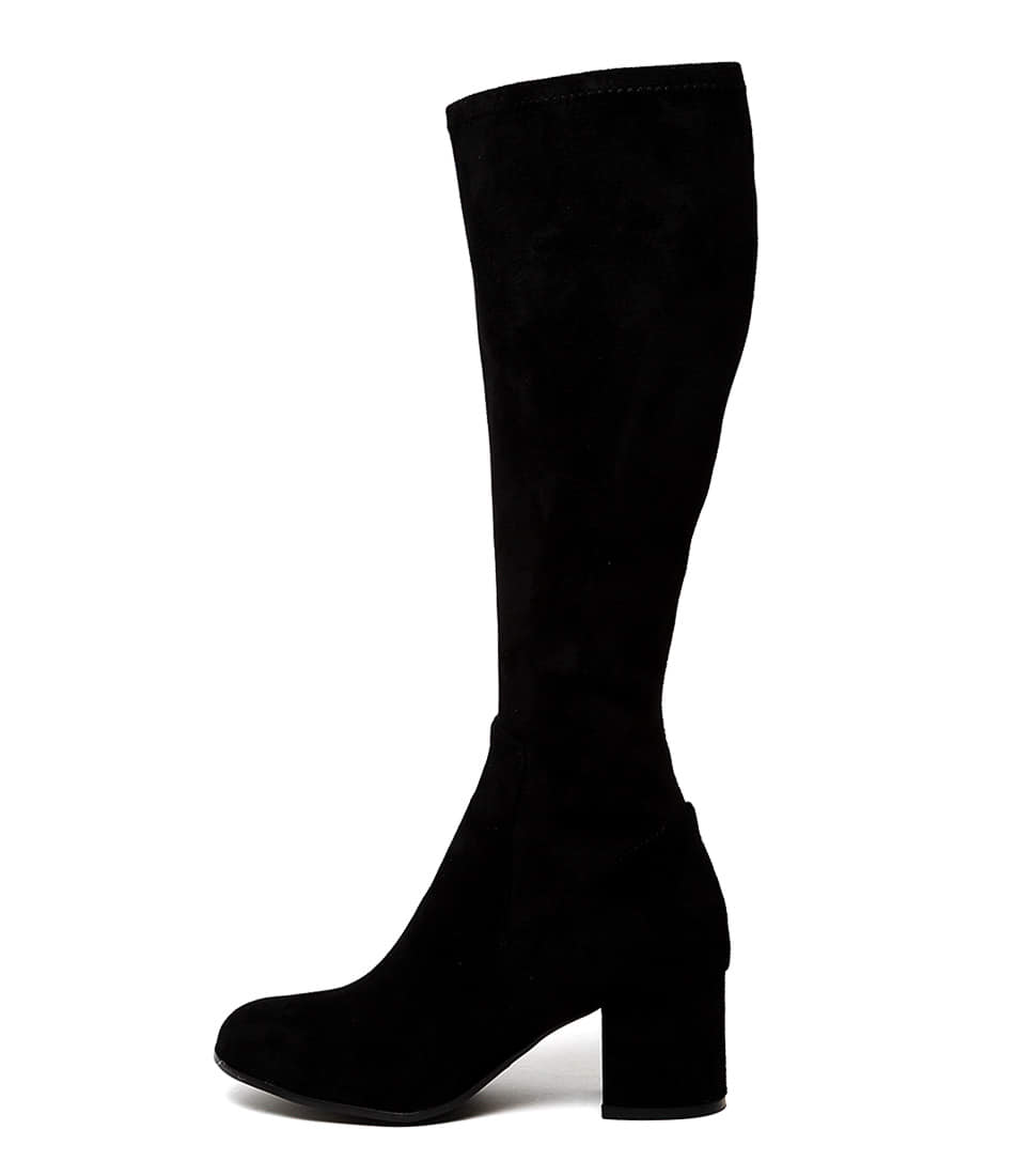 Buy I Love Billy Neolas Black Long Boots online with free shipping