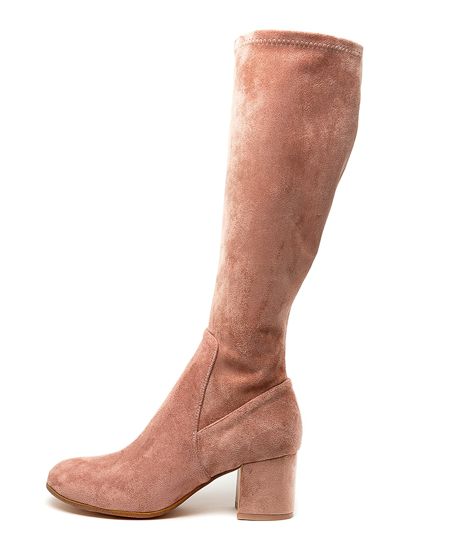 Buy I Love Billy Neolas Blush Long Boots online with free shipping