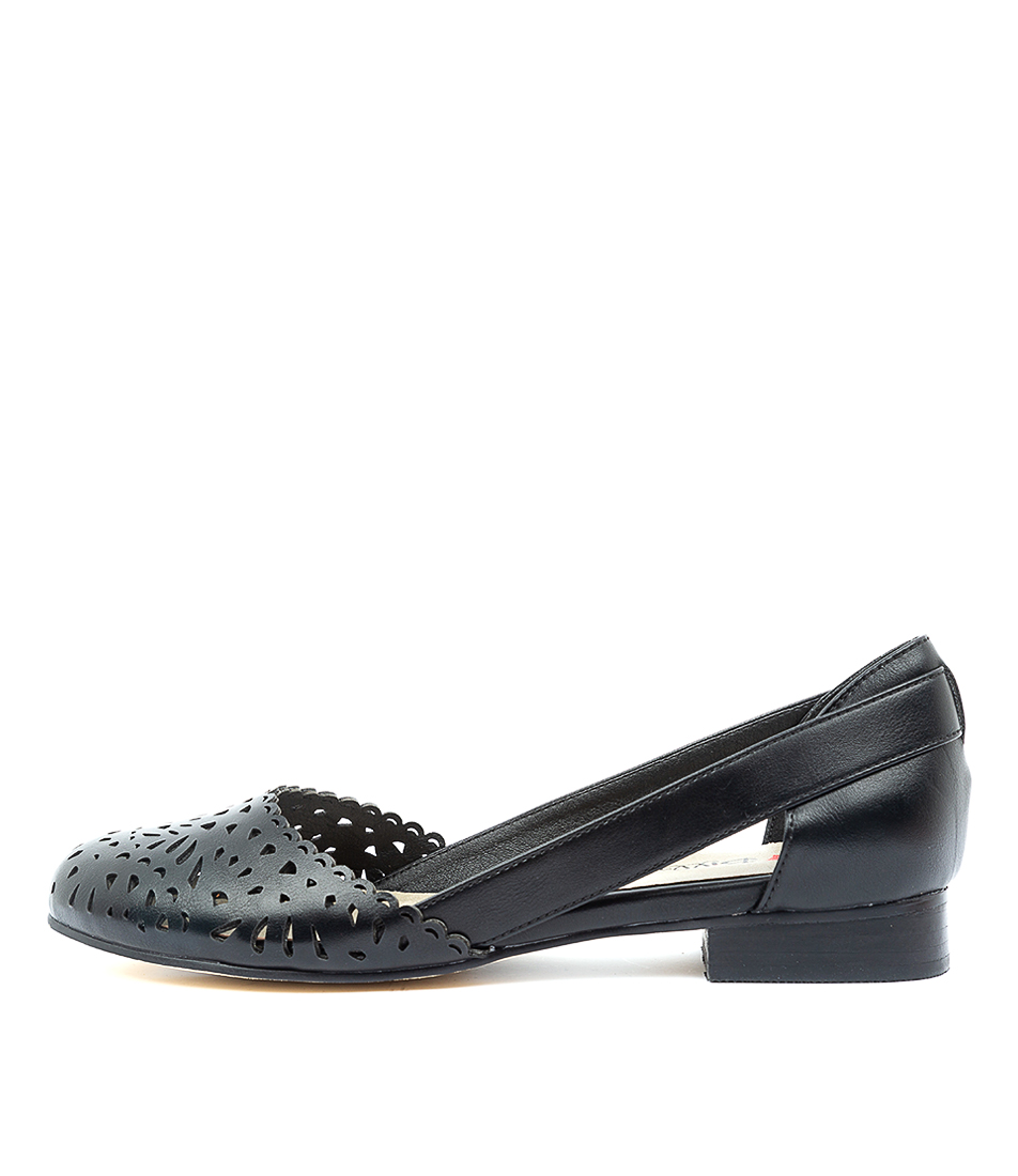 Buy I Love Billy Alkoxy Il Black Flats online with free shipping