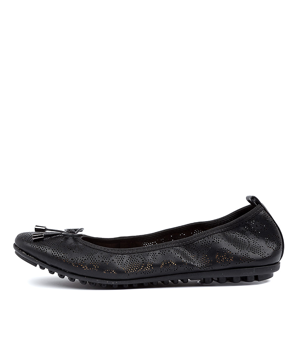 Buy I Love Billy Cahlo Il Black Flats online with free shipping