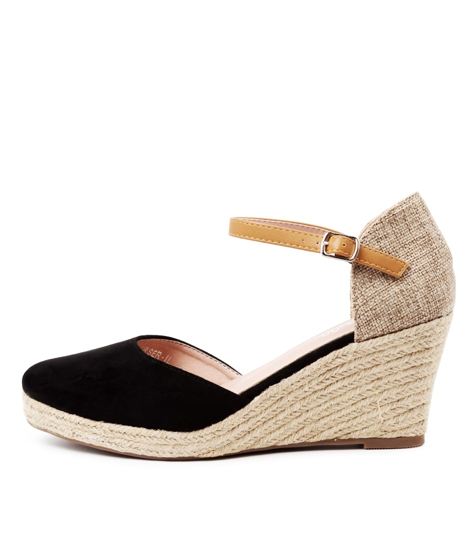 Buy I Love Billy Kerser Il Black High Heels online with free shipping