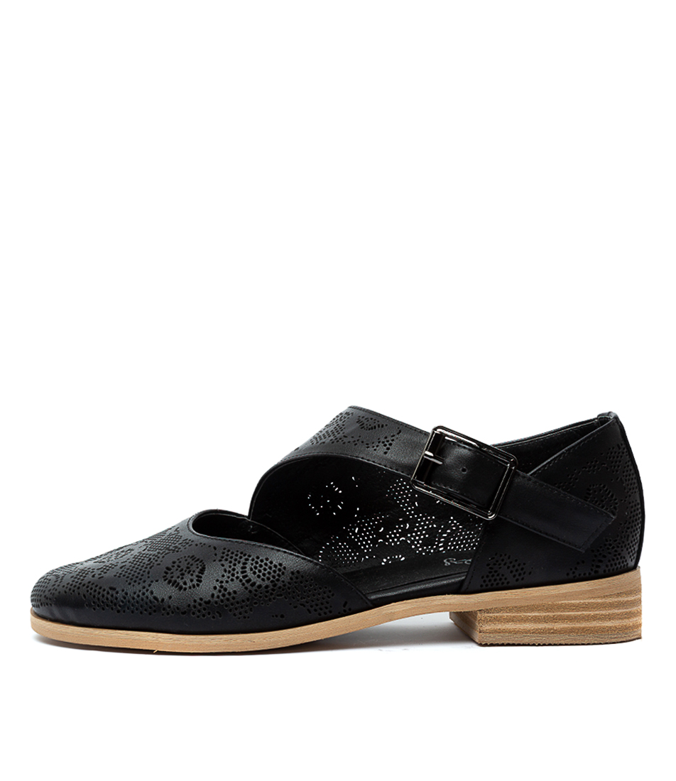 Buy I Love Billy Quiddo Il Black Flats online with free shipping