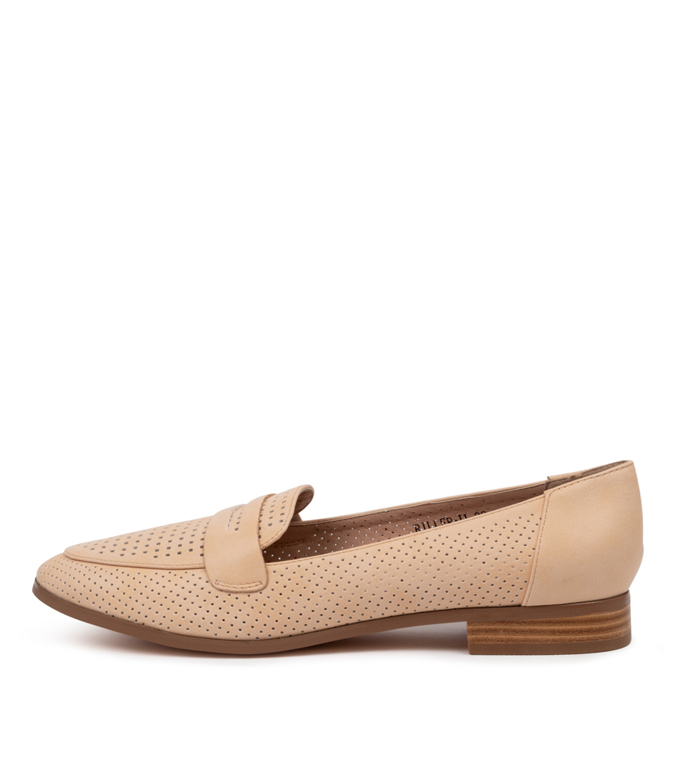 Buy I Love Billy Riller Il Latte Flats online with free shipping