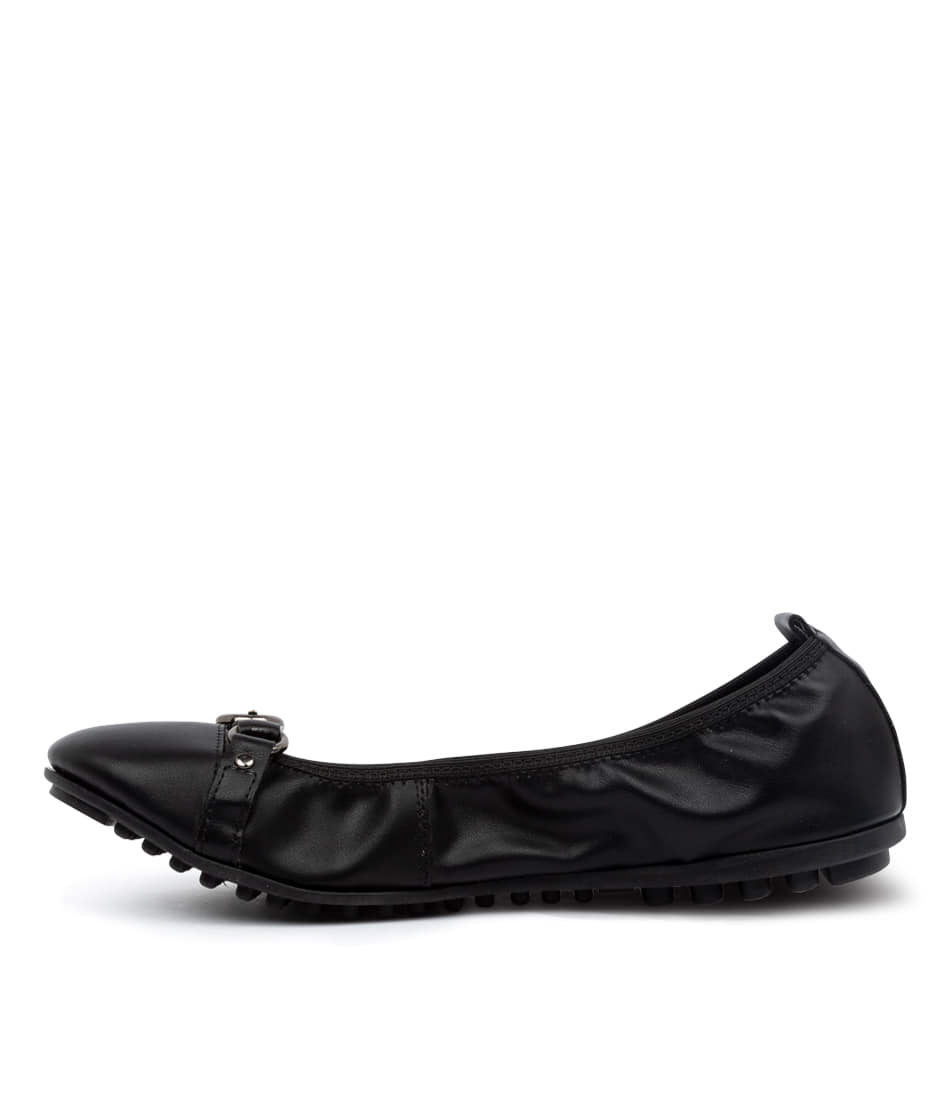 Buy I Love Billy Cambrie Il Black Flats online with free shipping