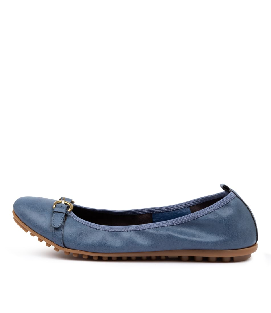 Buy I Love Billy Cambrie Il Denim Flats online with free shipping