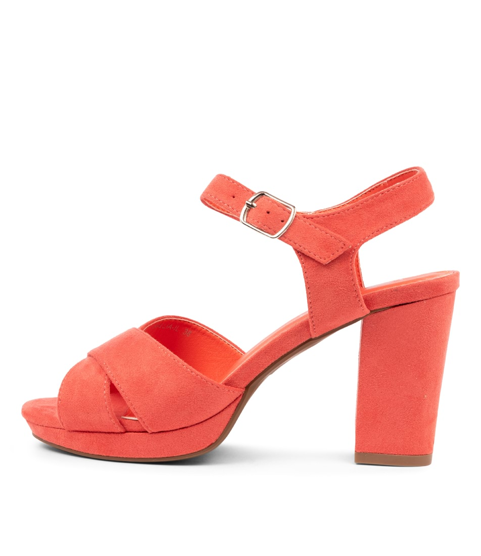 Buy I Love Billy Ballia Il Melon Heeled Sandals online with free shipping