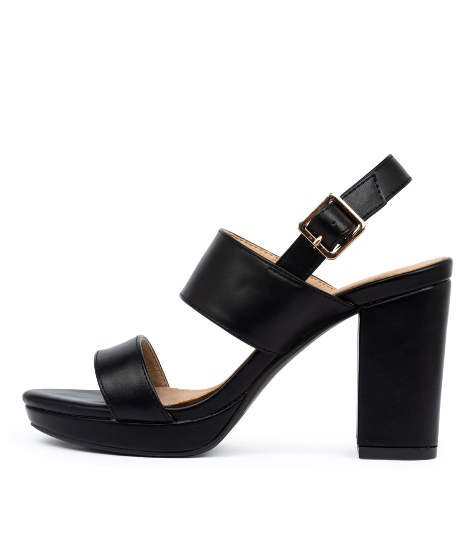 Buy I Love Billy Boboa Il Black Heeled Sandals online with free shipping