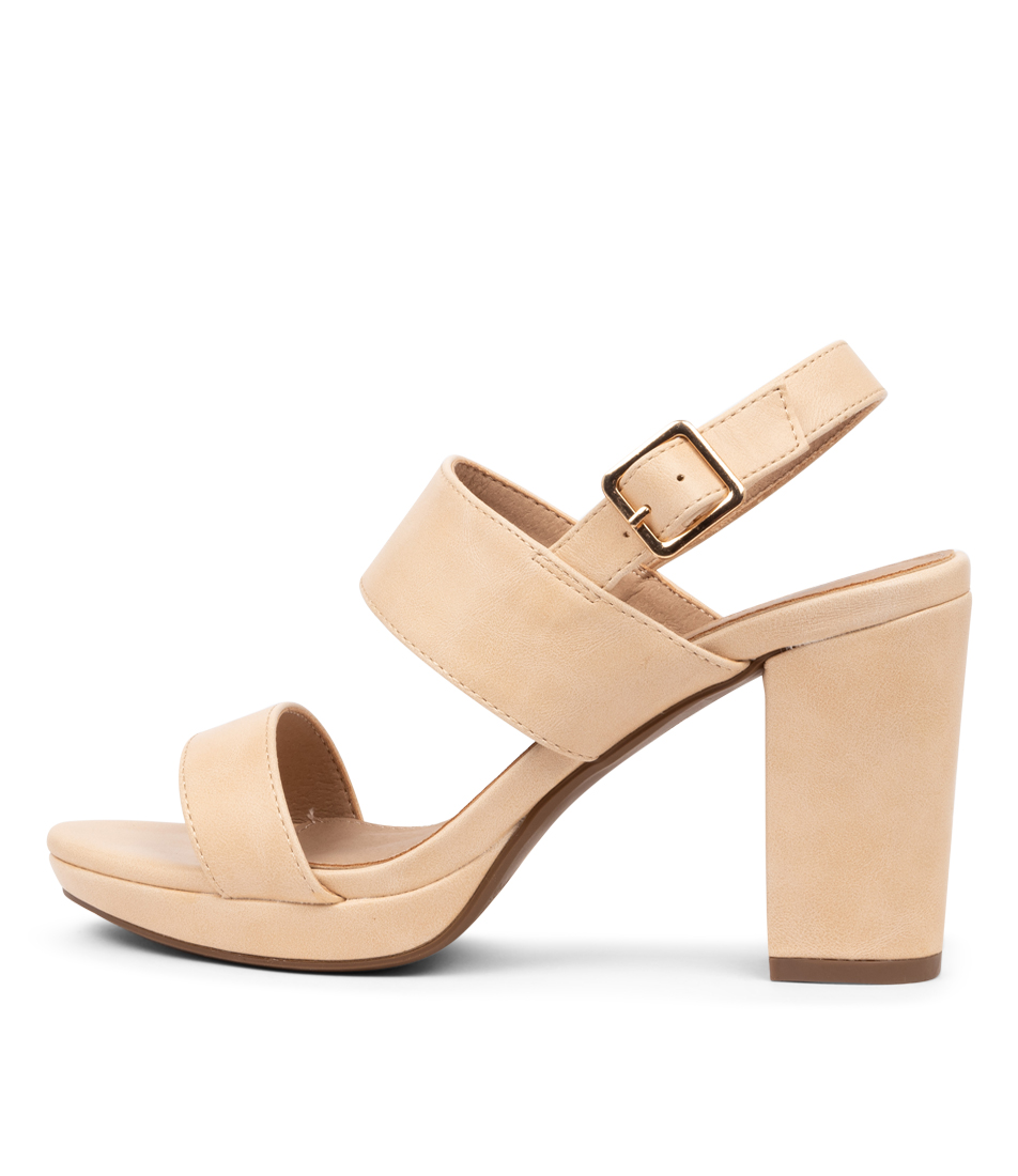 Buy I Love Billy Boboa Il Cafe Heeled Sandals online with free shipping