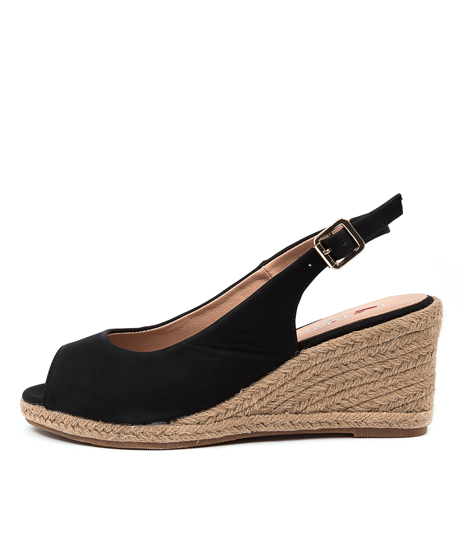 Buy I Love Billy Fabiana Il Black Heeled Sandals online with free shipping
