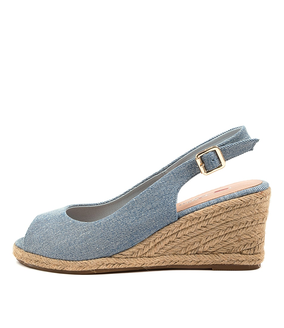 Buy I Love Billy Fabiana Il Blue Heeled Sandals online with free shipping
