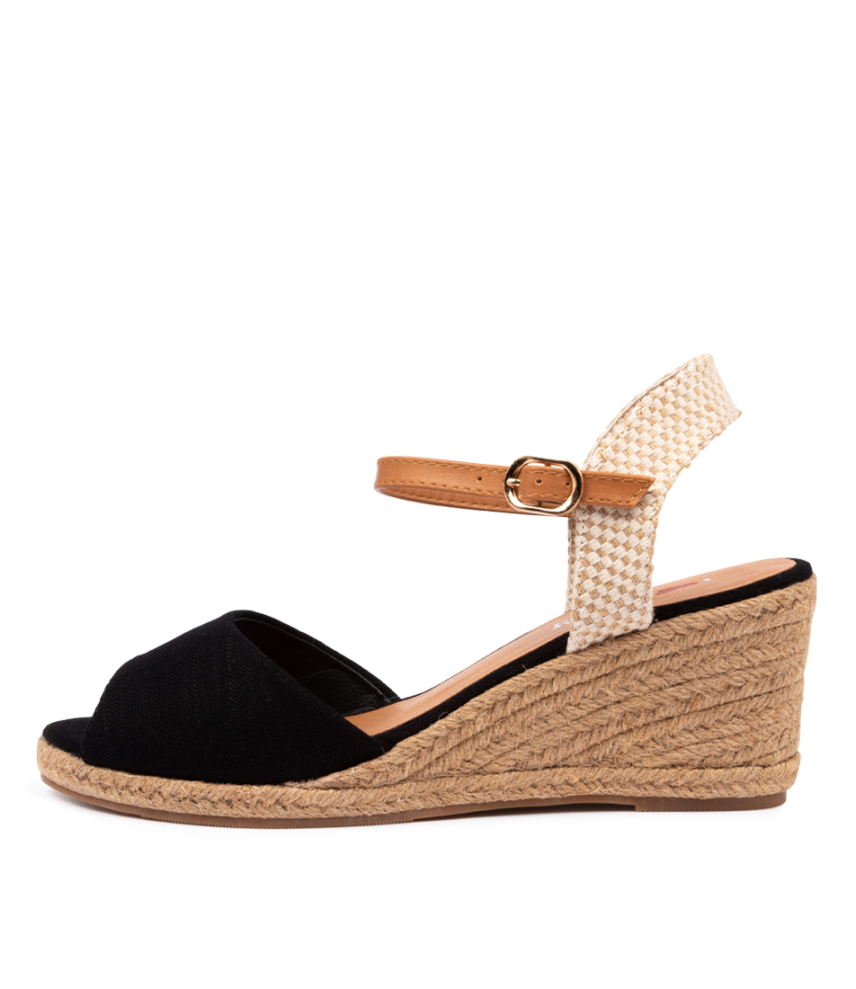 Buy I Love Billy Ferdie Il Black Heeled Sandals online with free shipping