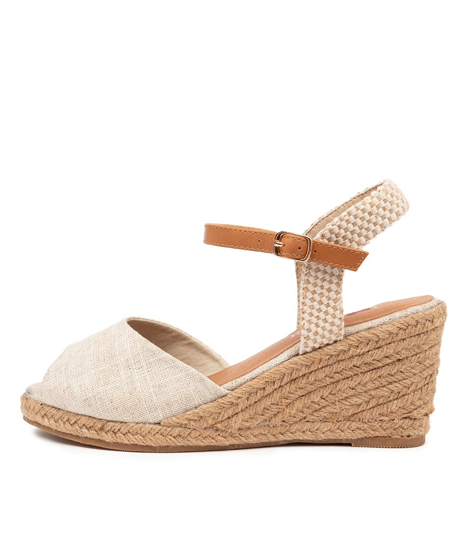 Buy I Love Billy Ferdie Il Beige Heeled Sandals online with free shipping