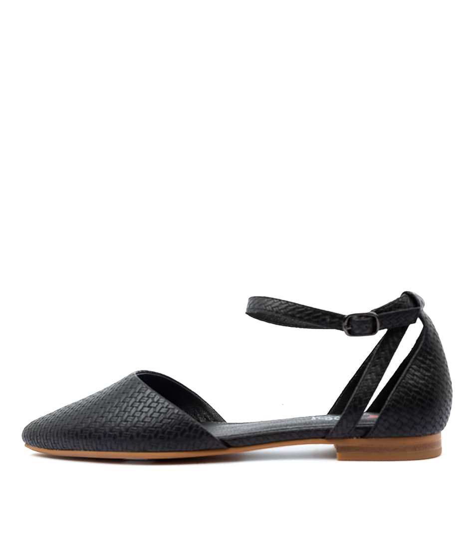 Buy I Love Billy Grammi Il Black Flats online with free shipping