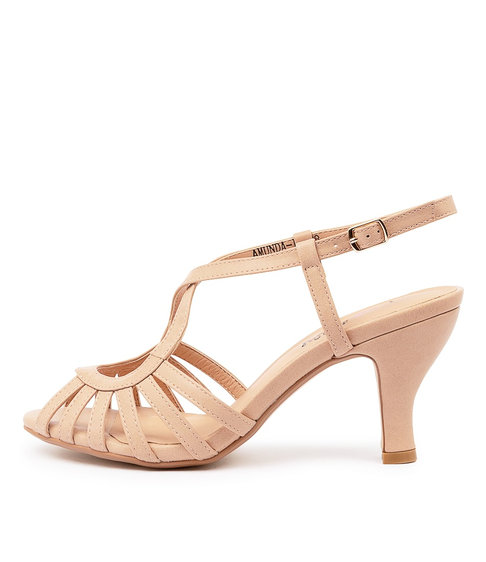 Buy I Love Billy Amunda Il Nude Heeled Sandals online with free shipping