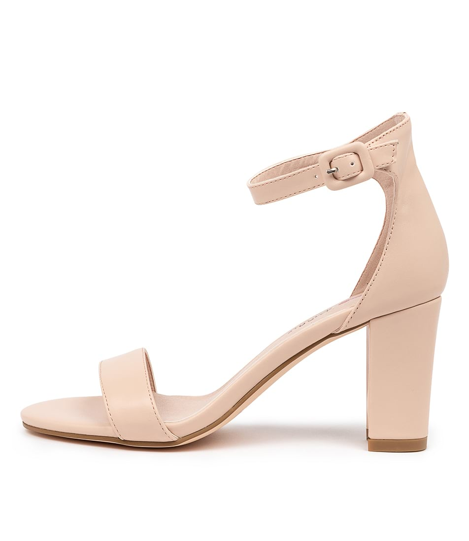 Buy I Love Billy Gampi Il Nude Heeled Sandals online with free shipping