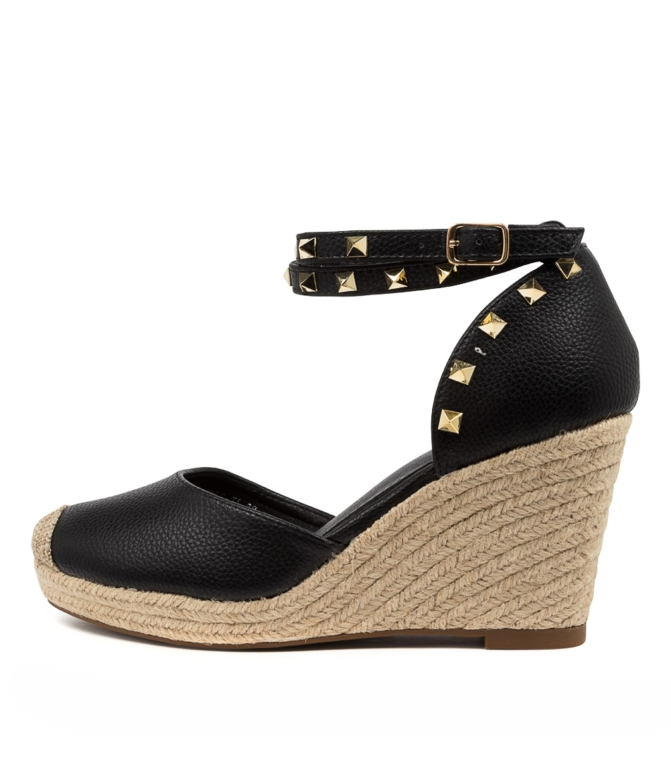 Buy I Love Billy Trinnie Il Black High Heels online with free shipping