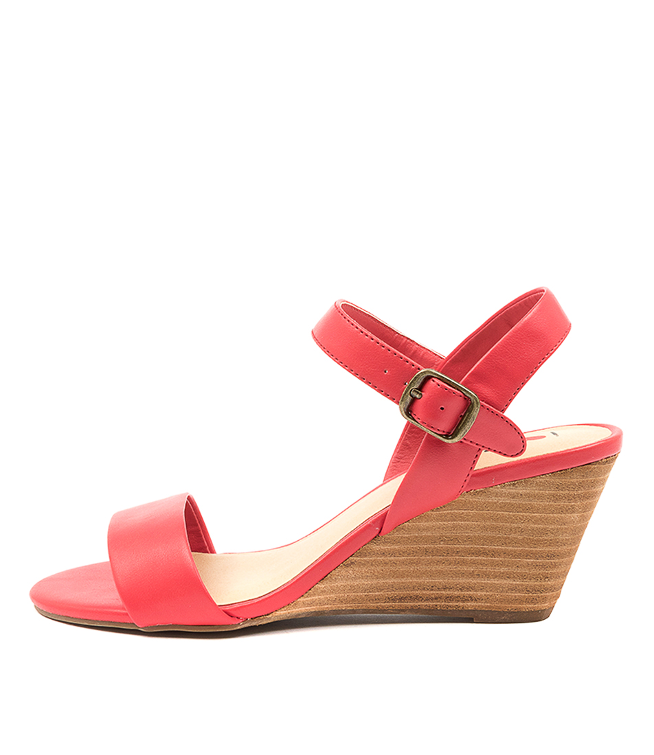 Buy I Love Billy Genna Il Red Heeled Sandals online with free shipping