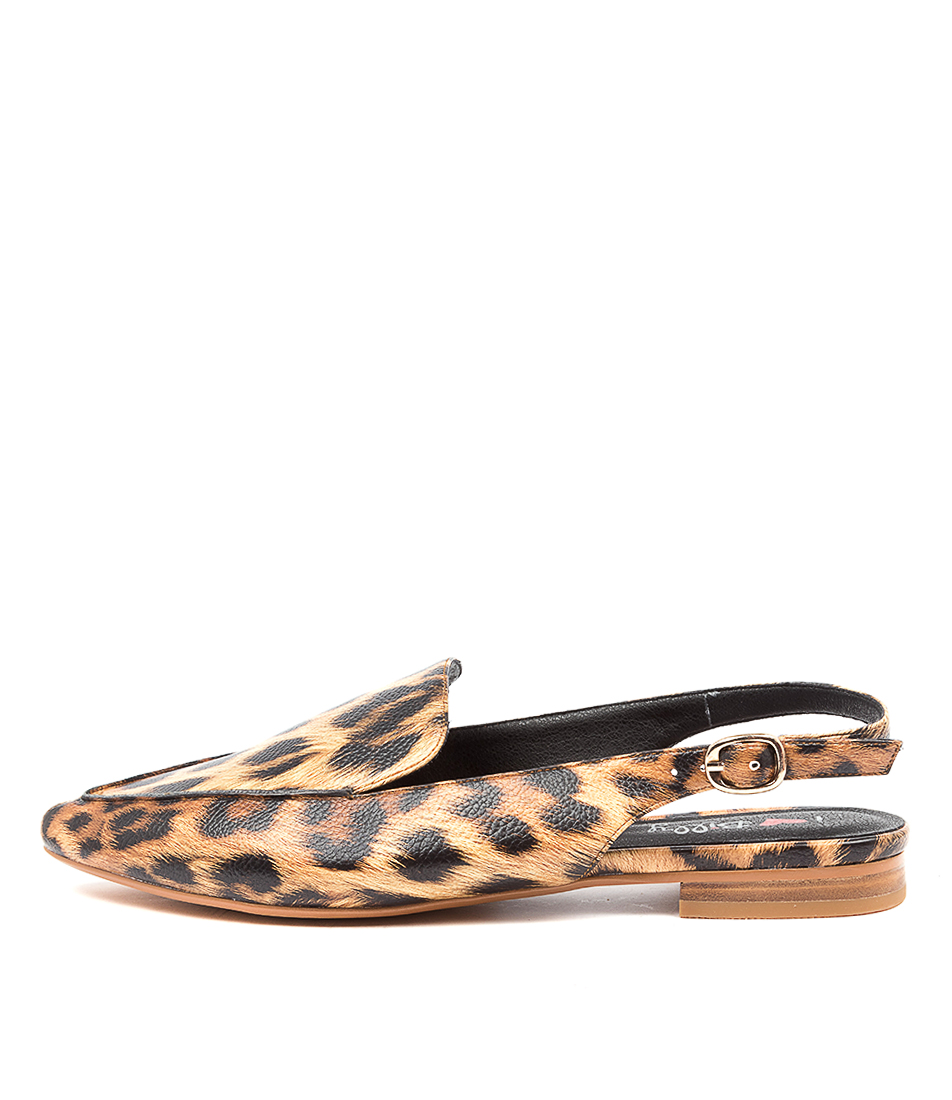 Buy I Love Billy Gramercy Il Ocelot Flats online with free shipping