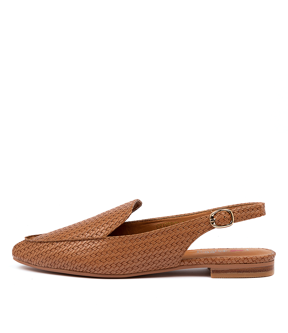 Buy I Love Billy Gramercy Il Tan Flats online with free shipping