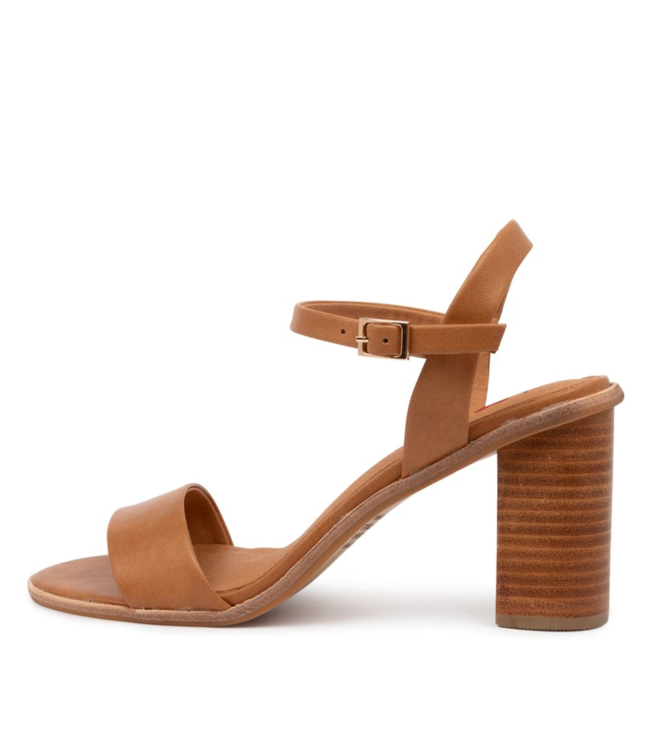 Buy I Love Billy Zygotic Il Tan Heeled Sandals online with free shipping