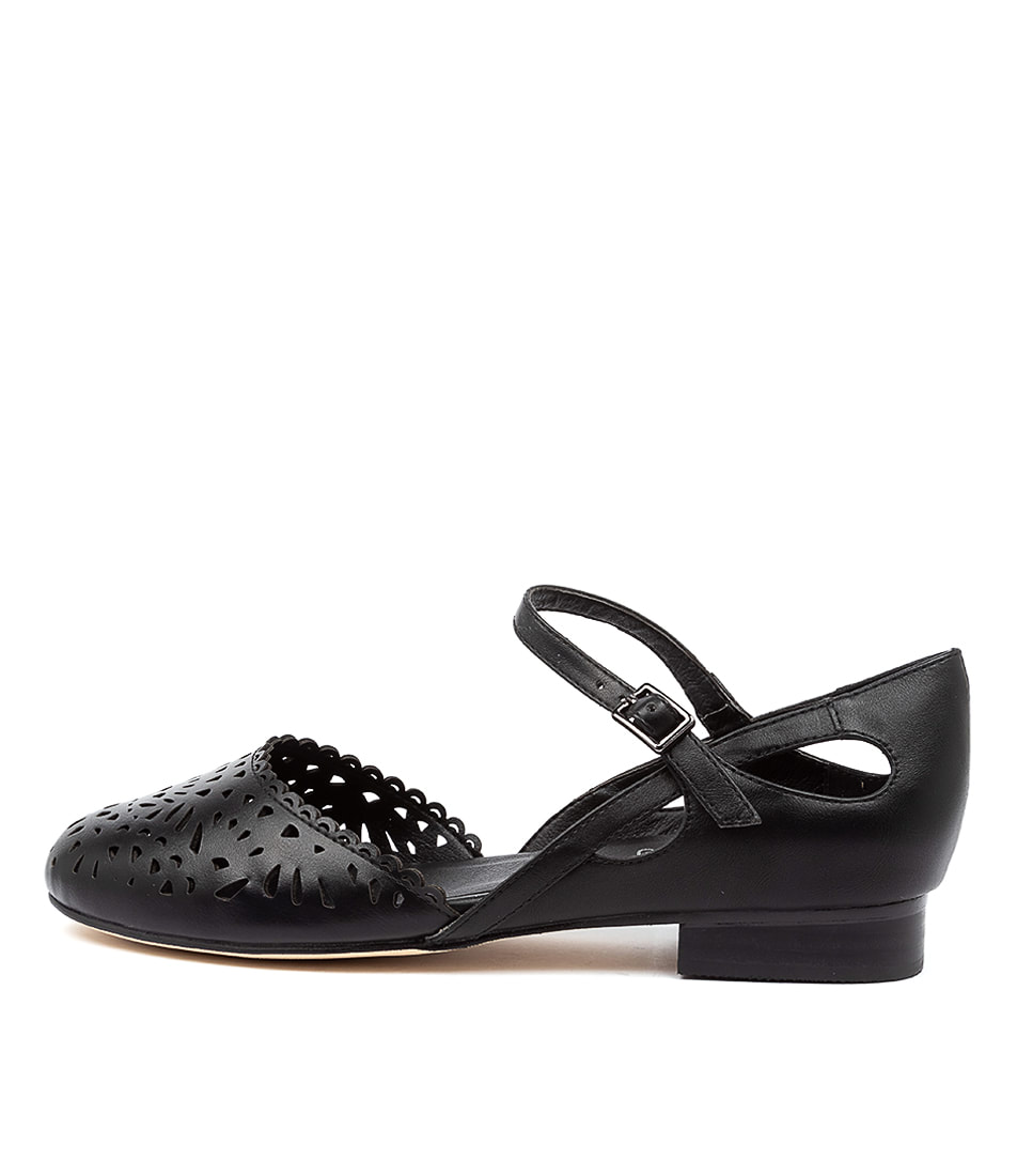 Buy I Love Billy Arigas Il Black Flats online with free shipping