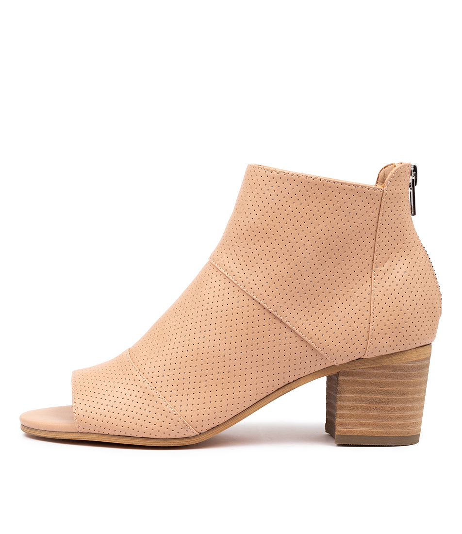 Buy I Love Billy Beckta Il Nude Heeled Sandals online with free shipping