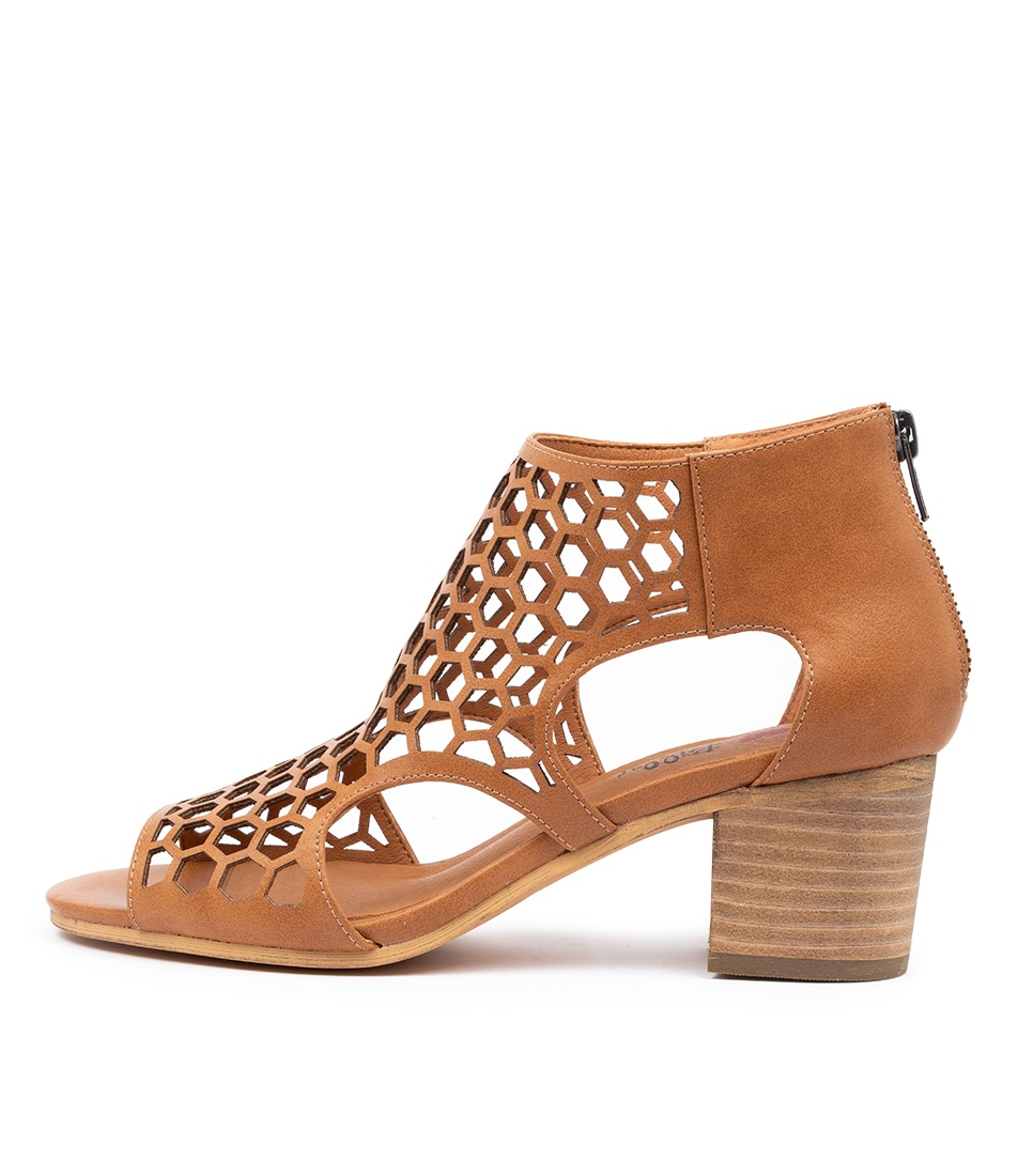 Buy I Love Billy Betterly Il Tan Heeled Sandals online with free shipping