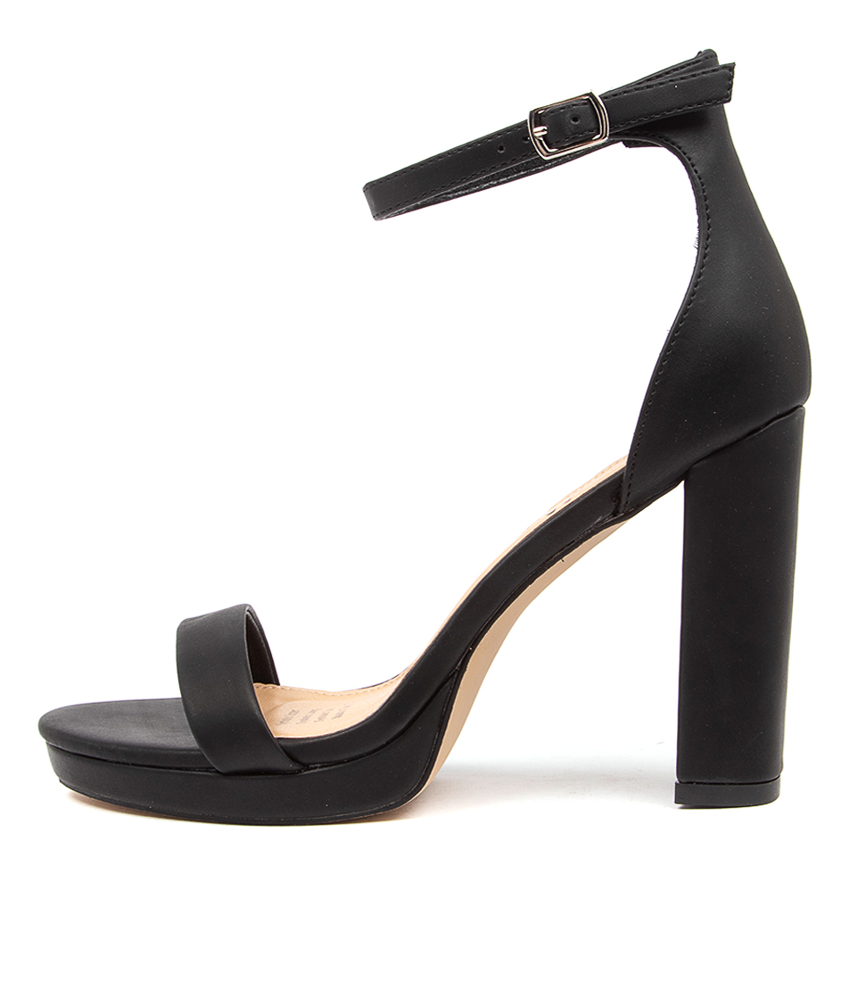 Buy I Love Billy Maci Il Black Heeled Sandals online with free shipping