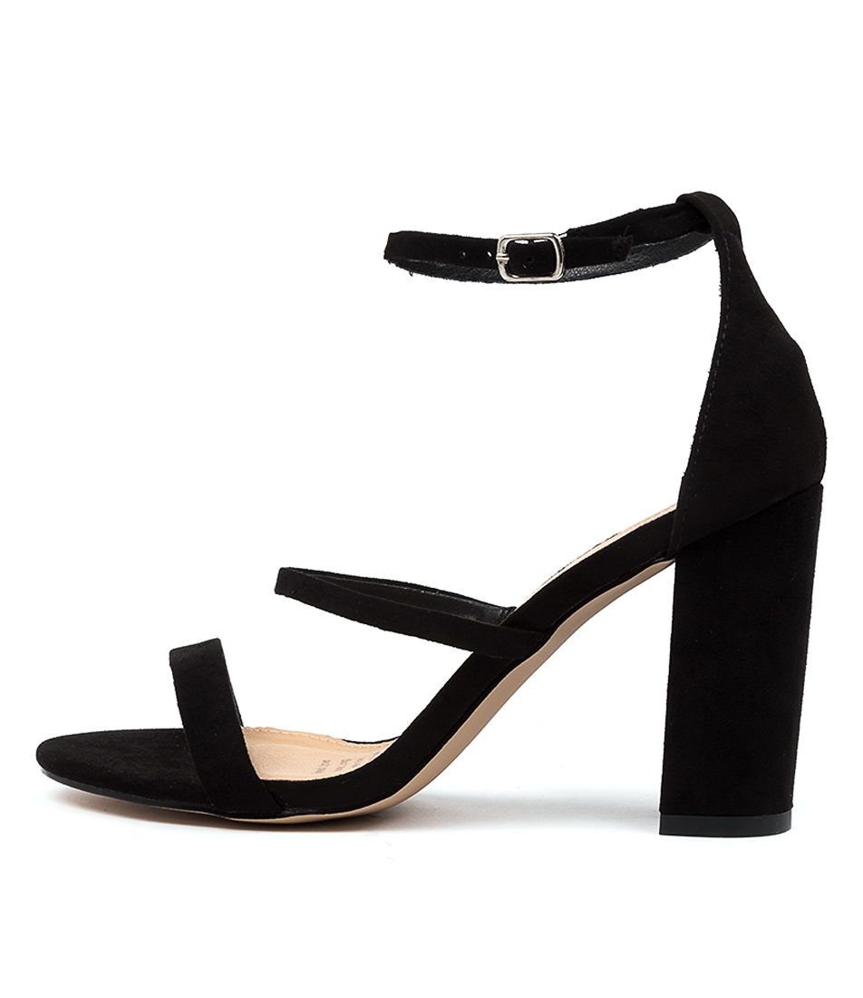 Buy I Love Billy Nina Il Black Heeled Sandals online with free shipping
