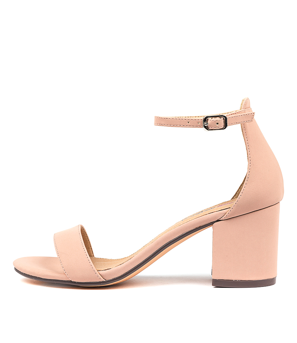 Buy I Love Billy Jordi Il Blush Heeled Sandals online with free shipping