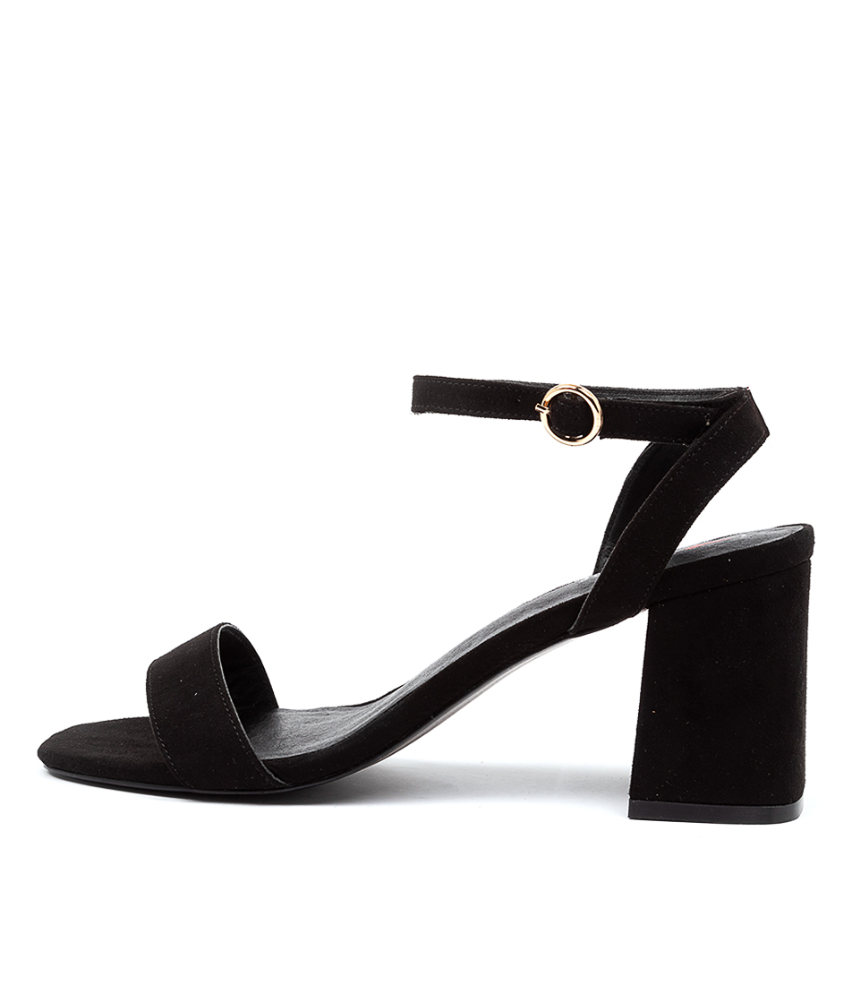 Buy I Love Billy Ezra Il Black Heeled Sandals online with free shipping