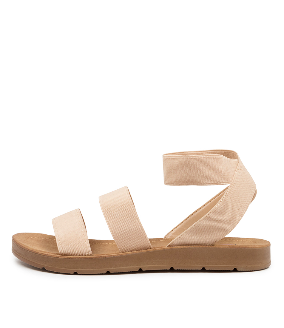 Buy I Love Billy Marilyn Il Beige Flat Sandals online with free shipping