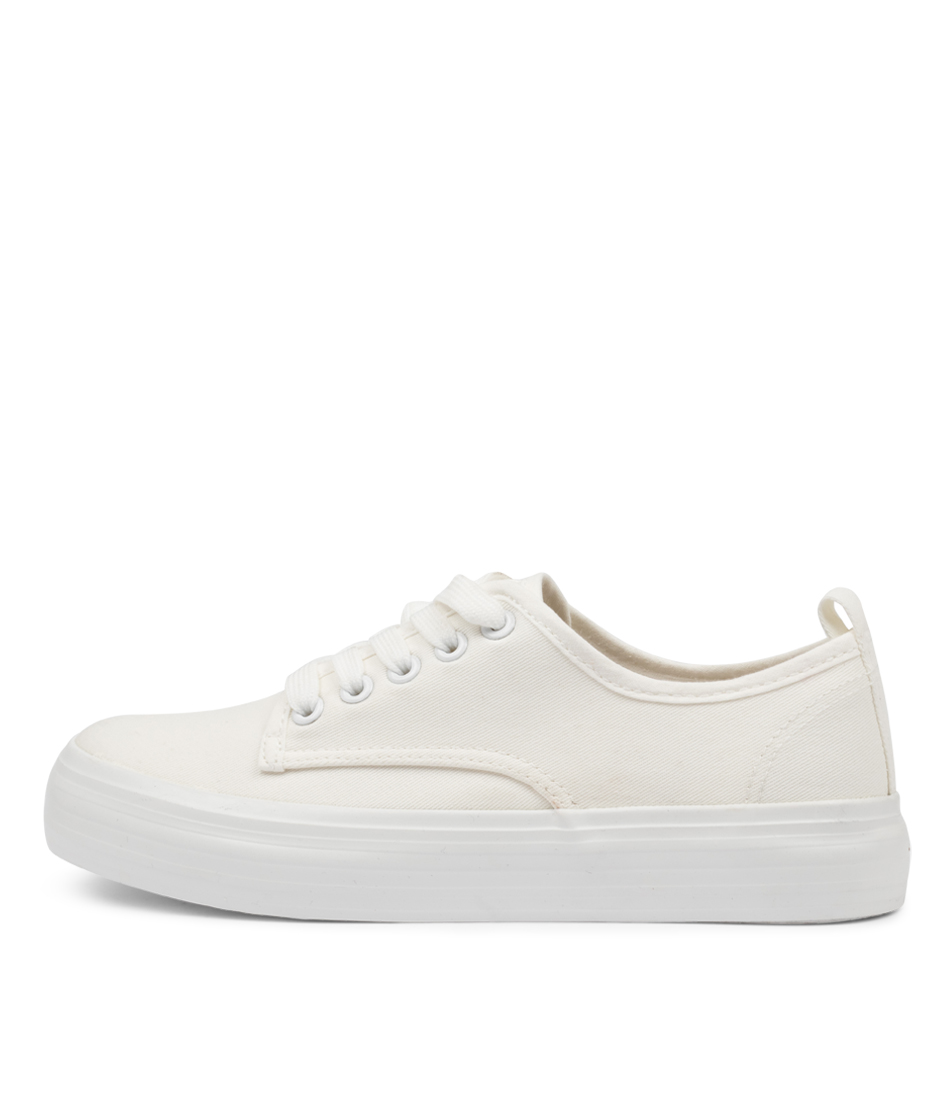 Buy I Love Billy Xina Il White Sneakers online with free shipping