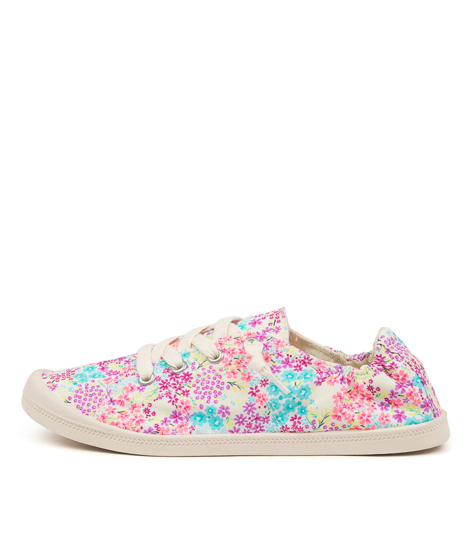 Buy I Love Billy Luana Il Neon Floral Sneakers online with free shipping