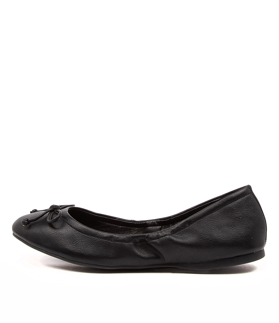 Buy I Love Billy Arettie Il Black Flats online with free shipping