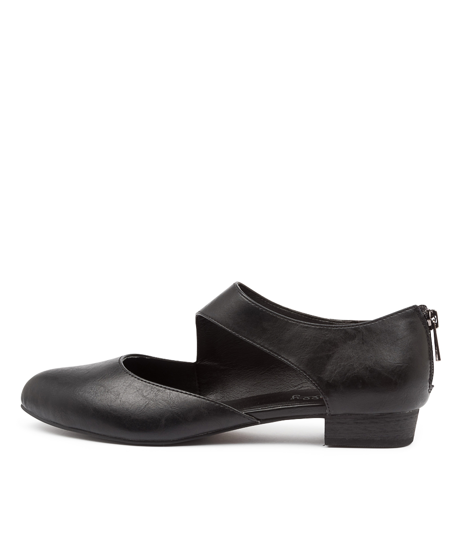 Buy I Love Billy Evelin Il Black Flats online with free shipping