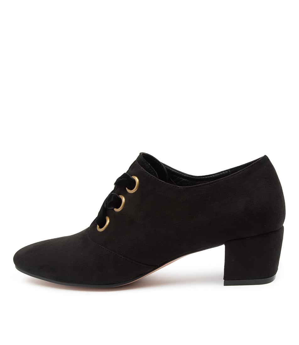Buy I Love Billy Huda Il Black High Heels online with free shipping