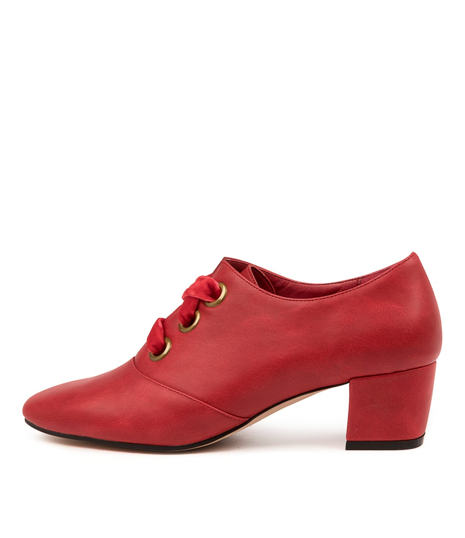 Buy I Love Billy Huda Il Red High Heels online with free shipping