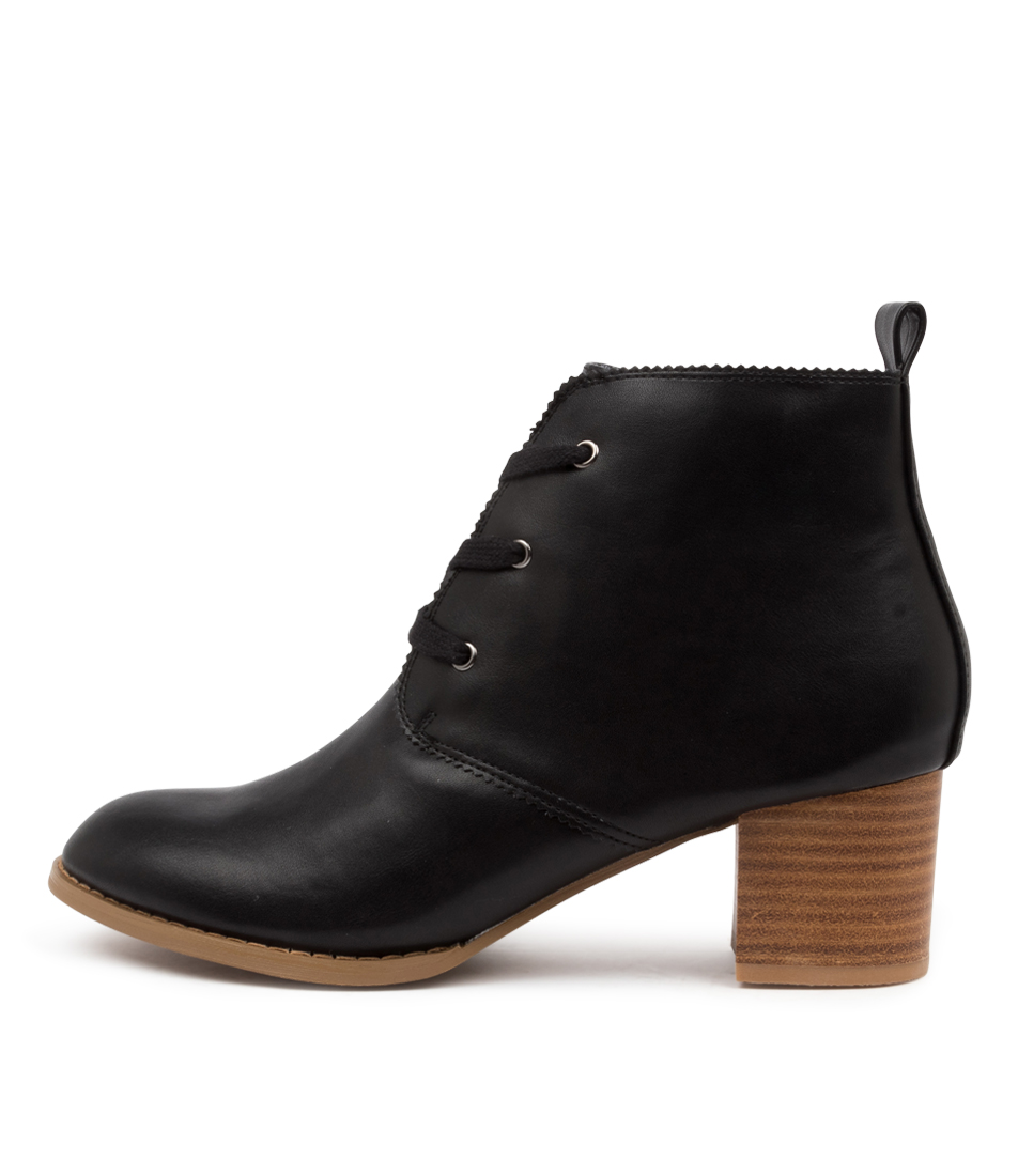 Buy I Love Billy Jovie Il Black Ankle Boots online with free shipping