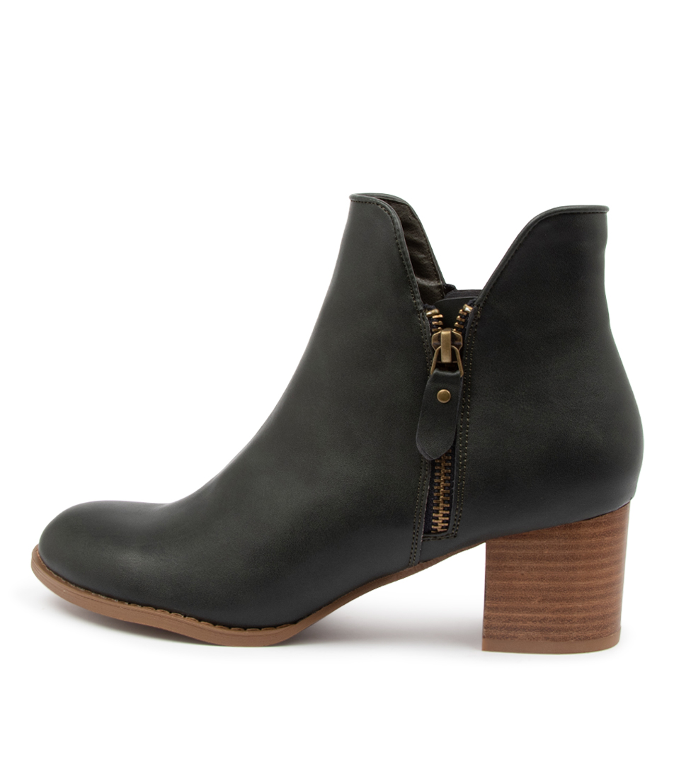 Buy I Love Billy Jurnee Il Forest Ankle Boots online with free shipping