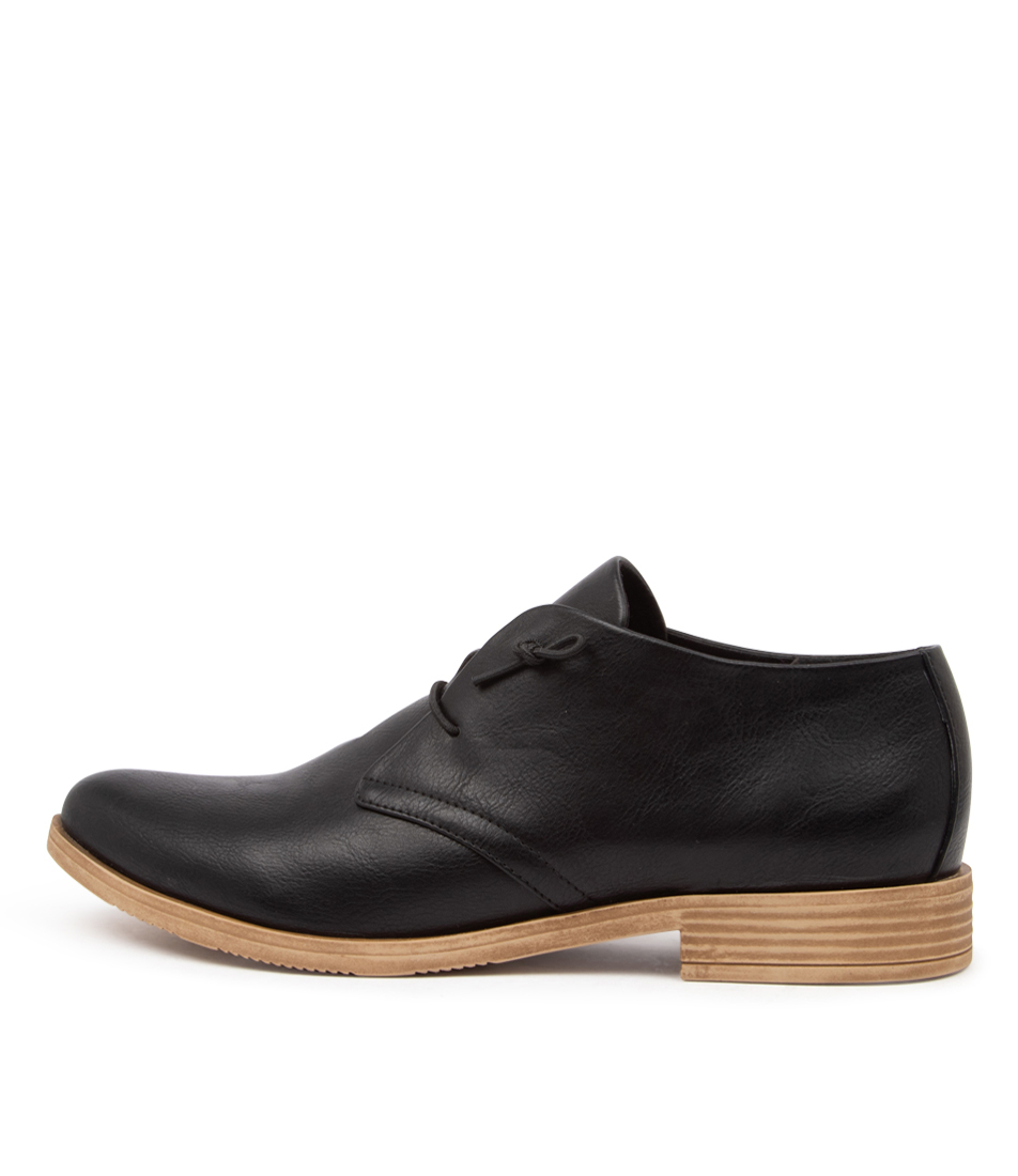 Buy I Love Billy Karrie Il Black Flats online with free shipping