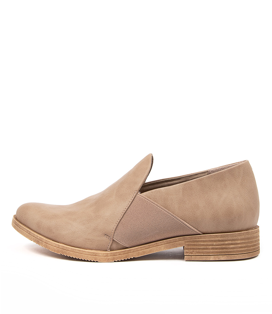 Buy I Love Billy Karyl Il Lt Taupe Flats online with free shipping