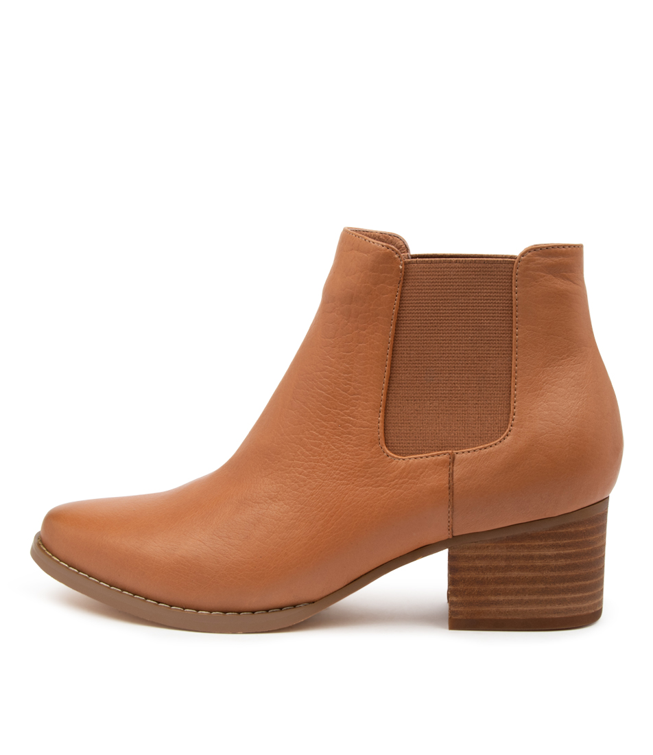 Buy I Love Billy Leis Il Dk Tan Ankle Boots online with free shipping