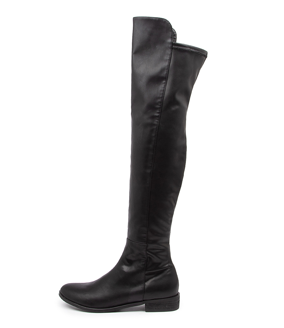 Buy I Love Billy Leila Il Black Long Boots online with free shipping