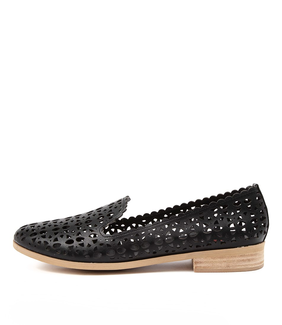 Buy I Love Billy Qaisy Il Black Flats online with free shipping