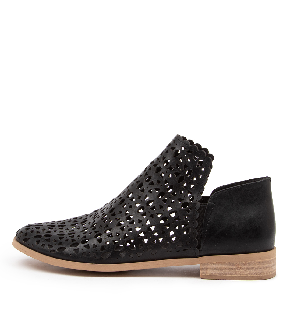 Buy I Love Billy Qaya Il Black Ankle Boots online with free shipping