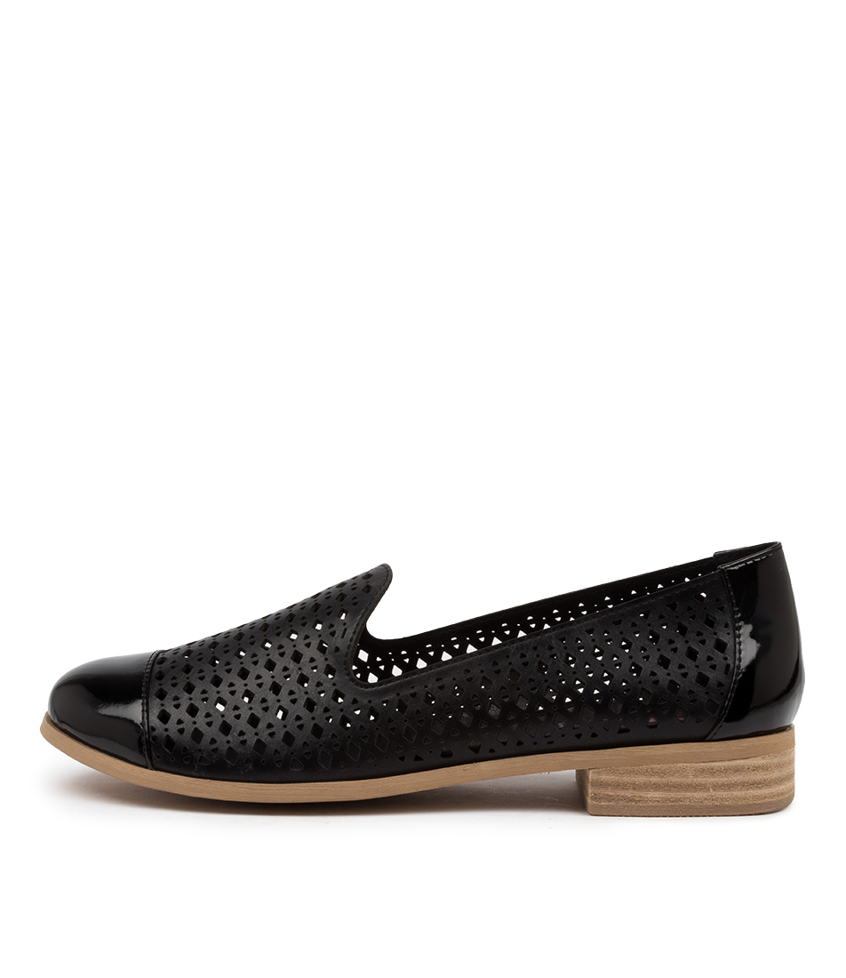 Buy I Love Billy Qwan Il Black Flats online with free shipping