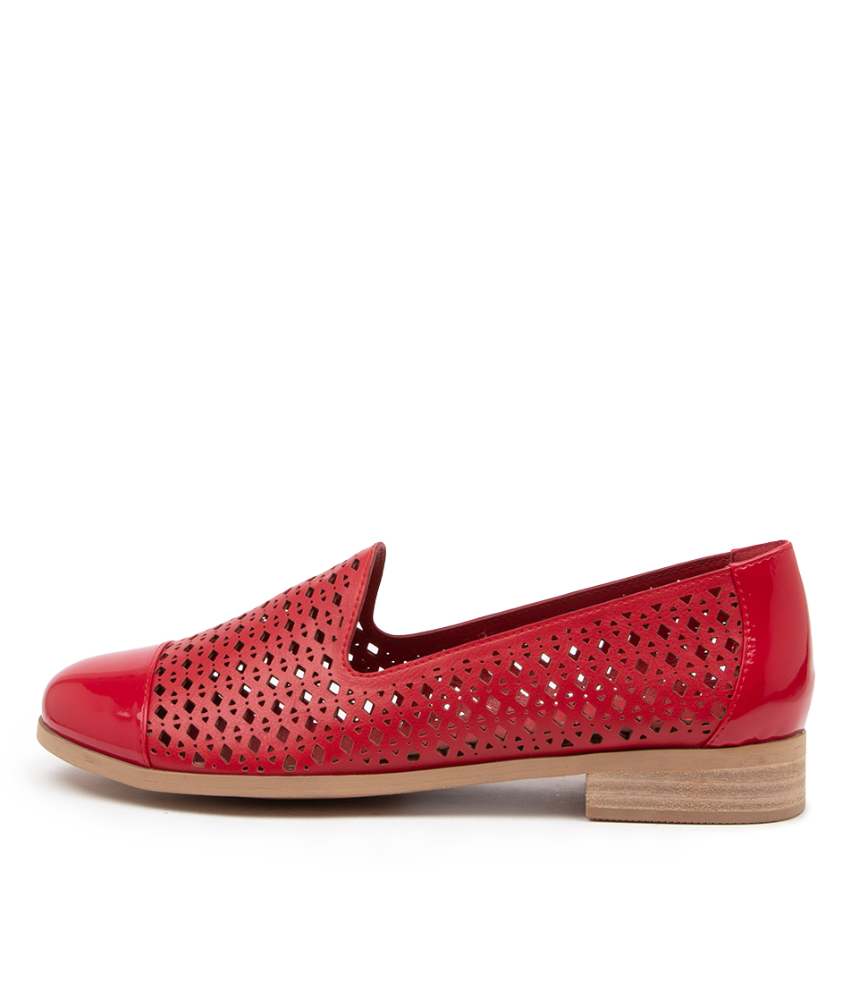 Buy I Love Billy Qwan Il Cherry Flats online with free shipping