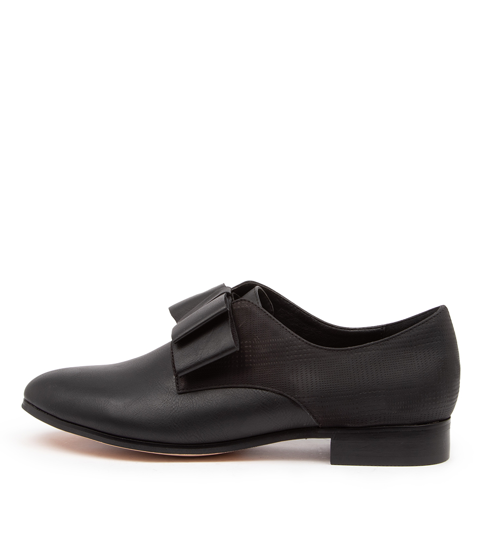 Buy I Love Billy Rich Il Black Flats online with free shipping